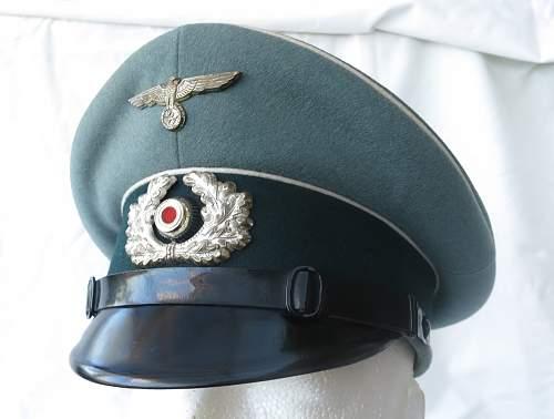 Click image for larger version.  Name:Erel 'standard' NCO - OR visor cap 006.jpg Views:27 Size:204.8 KB ID:840625