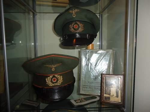 Motorcycle Battalions Visor Caps
