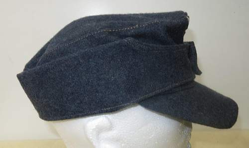 Click image for larger version.  Name:Luftwaffe OR's M43 cap. RB numbered 004.jpg Views:29 Size:95.9 KB ID:843247