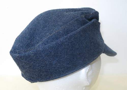 Click image for larger version.  Name:Luftwaffe OR's M43 cap. RB numbered 005.jpg Views:22 Size:151.9 KB ID:843248