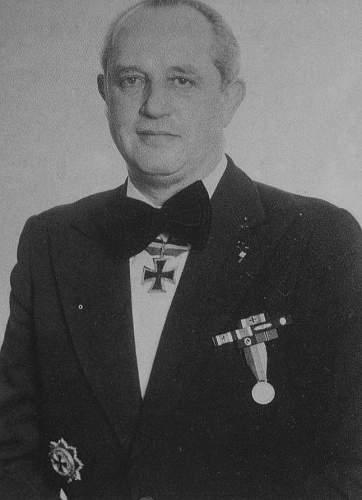 "Kavallerie Officers Visor ""Braunschweig"" skull by Pekuro - KC Winner attributed"
