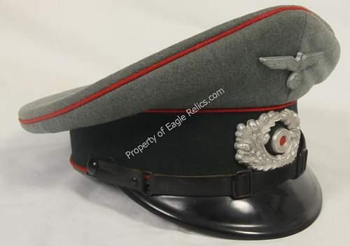 Artillery Visors: Post them if you've got them.