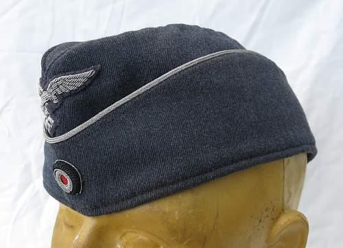 Click image for larger version.  Name:Luftwaffe Officer Side Cap 002.jpg Views:874 Size:222.8 KB ID:857048