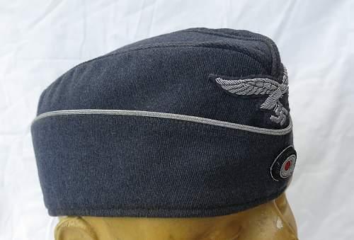 Click image for larger version.  Name:Luftwaffe Officer Side Cap 003.jpg Views:509 Size:223.4 KB ID:857049