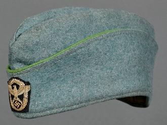 Schutz police overseas cap