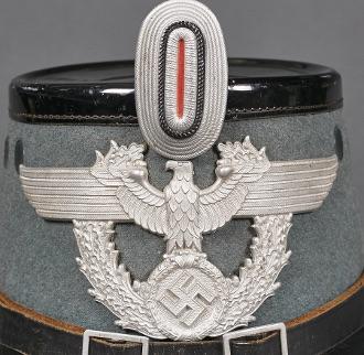 "Municipal Police ""Other Ranks"" Tschako"