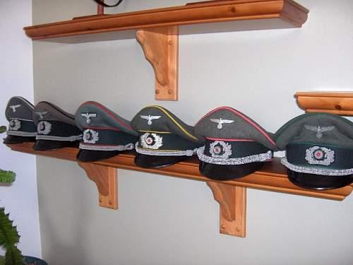 Advice on preserving a visor cap