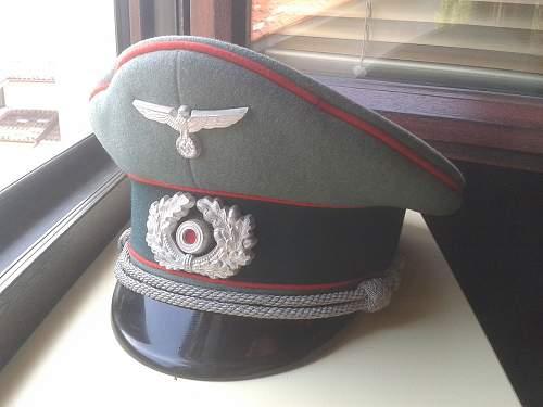 Third reich visors