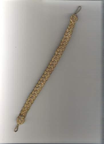 Axis Co-belligerant Headgear Thread