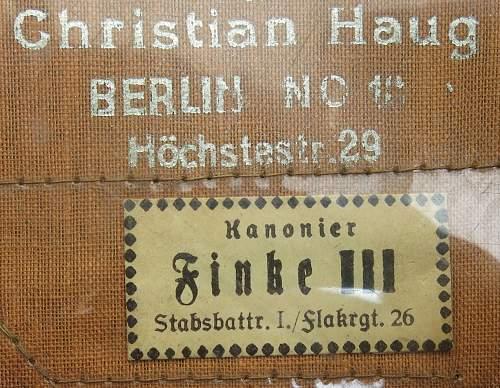 Click image for larger version.  Name:Luftwaffe Flak NCO Schirmmütze 007.jpg Views:52 Size:236.3 KB ID:879654