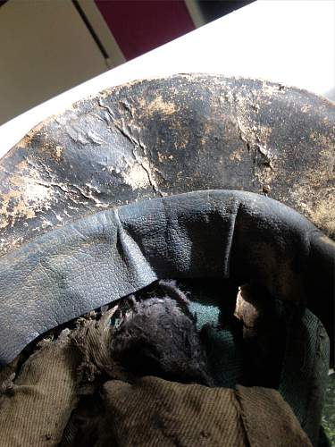 Post Your Pics of Beater Visors!