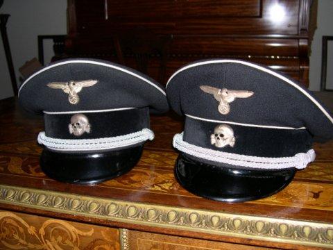 real black SS cap