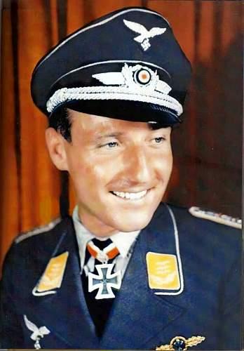 Click image for larger version.  Name:Batz, Wilhelm 'Willi' - Major Luftwaffe ace color.jpg Views:422 Size:193.4 KB ID:895026