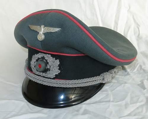Click image for larger version.  Name:Panzer officer visor cap by Erel 009.jpg Views:181 Size:148.7 KB ID:907054