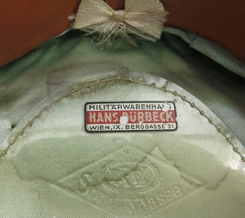 Click image for larger version.  Name:Panzer officer visor cap by Erel 011.jpg Views:70 Size:191.6 KB ID:907056