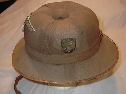 original german helmets/hats/etc