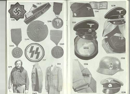 TR Soft Headgear Collecting of Yesteryear