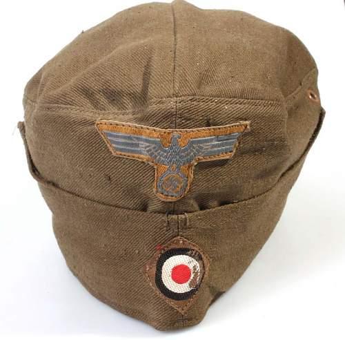 my new cap :D