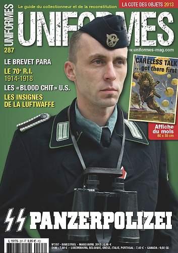 Uniformes (French Magazine)