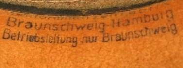 Luftwaffe pith helmet