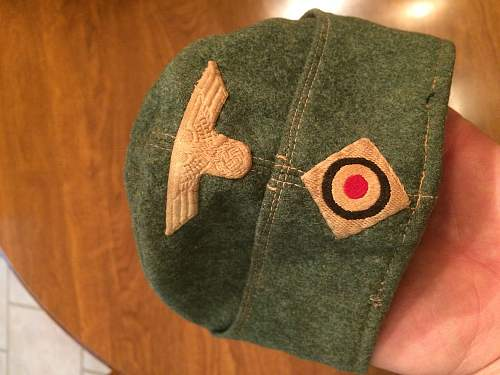 M34 side hat opinions and stamp help