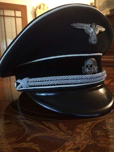 Heer Officers visor