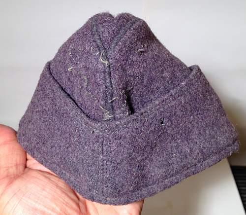 Luftwaffe cap  questions