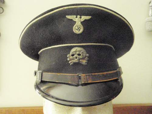 Click image for larger version.  Name:EARLY RZM SS BLACK VISOR CAP 001.jpg Views:191 Size:138.4 KB ID:9656