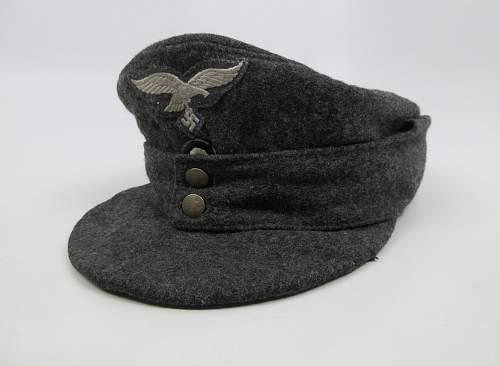 Luftwaffe EM/NCO M43 cap