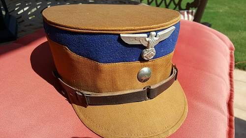 SA Kepi from Hessen
