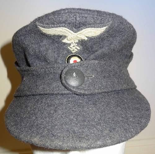 luftwaffe M43 single button