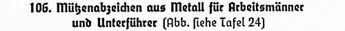 Click image for larger version.  Name:RAD-DV.18 -1- Bekl.V + Handbuch der Verwaltung des RAD Febr.1. 1939.jpg Views:7 Size:80.9 KB ID:976890