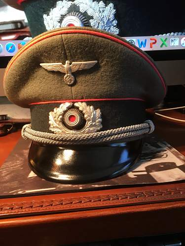 Erel Panzer Visor
