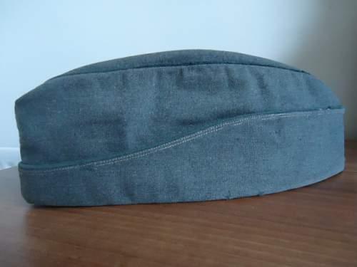 1929 Pattern Trial Side Cap