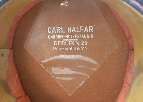 Click image for larger version.  Name:Carl Halfar Flak visor 009.jpg Views:18 Size:225.6 KB ID:998201