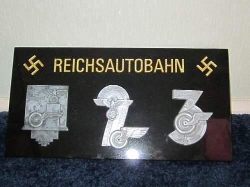 Reichsautobahn Collection