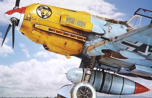 JU 88 5J+ER Duggleby 1940