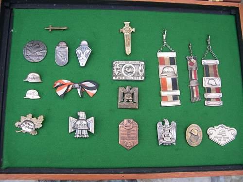 part of my stahlhelmbund collection