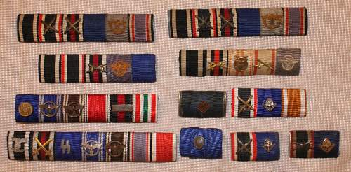 Noor's Ribbon Bars Collection