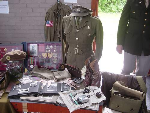 Our display today