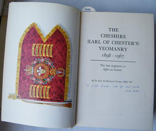 Click image for larger version.  Name:cheshire yeomanry signed bookplate.jpg Views:17 Size:241.7 KB ID:1072358