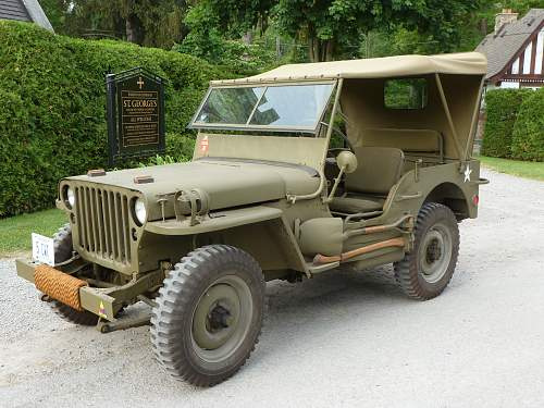 Willys  MB 1942....