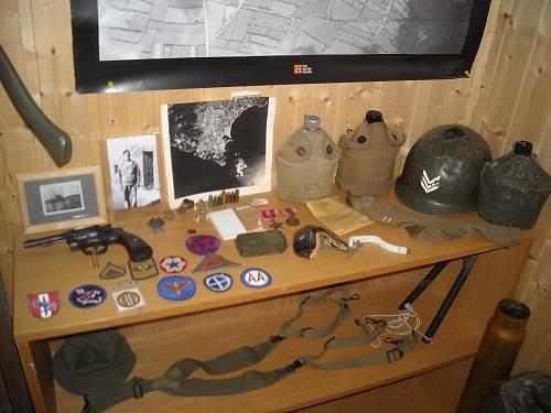 My New War Room