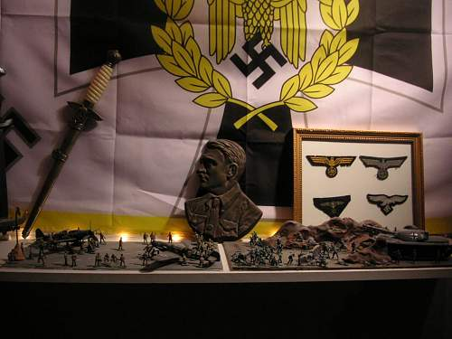 my small 3rd reich collection
