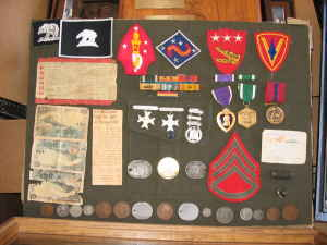 came across this marine grouping for sale