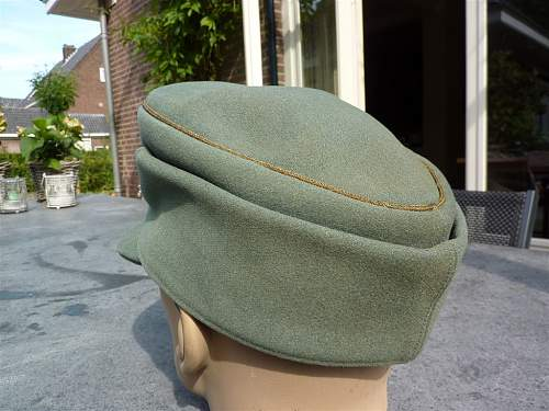 Todays arrival! generals cap and SS sidecap