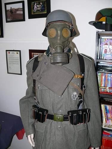 Herman the German, my Manequin