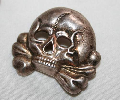 Another Danziger Skull