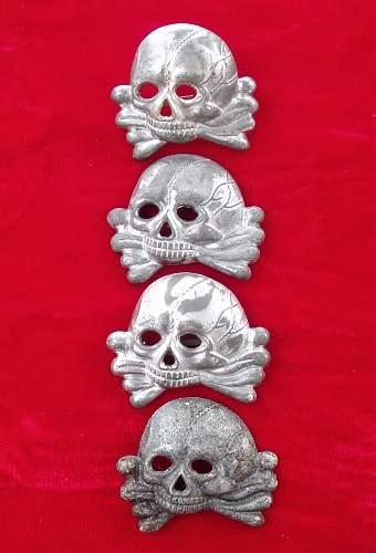 Another Danziger Skull