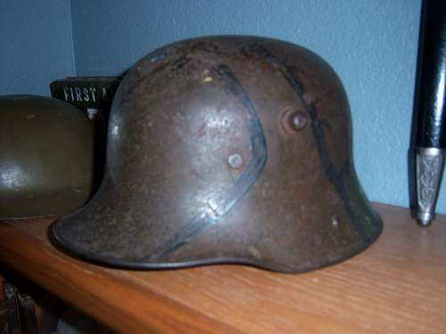 MY Collection WWI U.S And WWII German